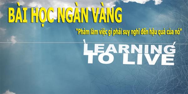 BAI HOC NGAN VANG